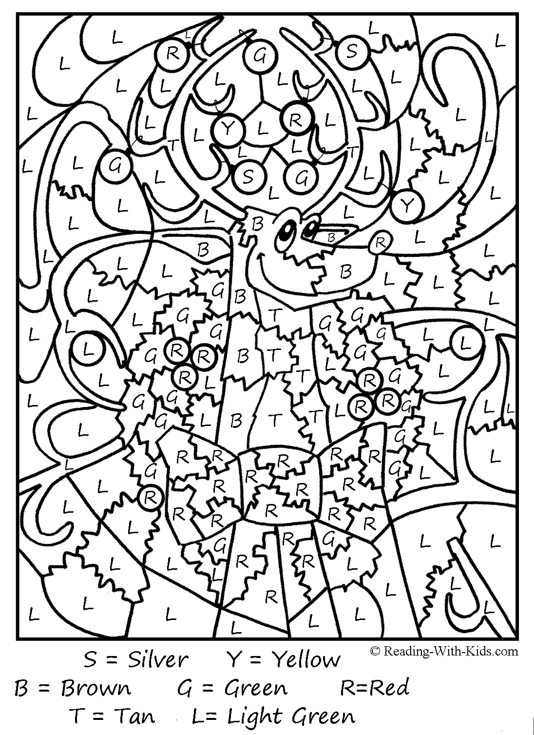 hard christmas coloring pages for adults