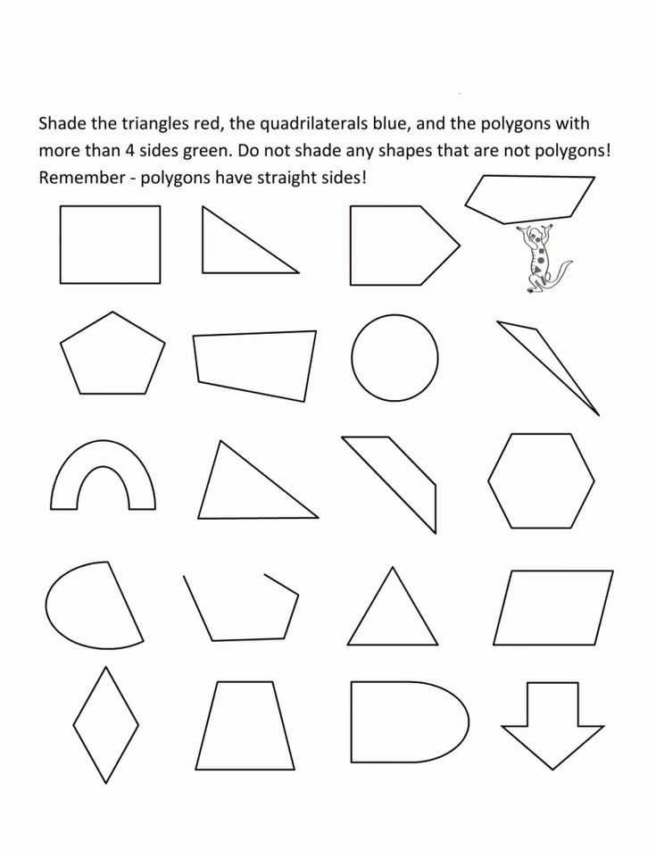 printable Homeschool Worksheets - Best Coloring Pages For Kids simple