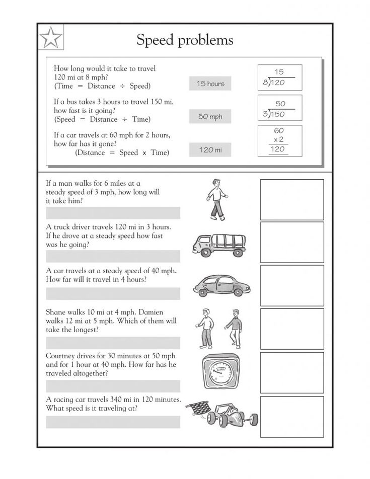 for kids 4th Grade Math Word Problems - Best Coloring Pages For Kids already colored
