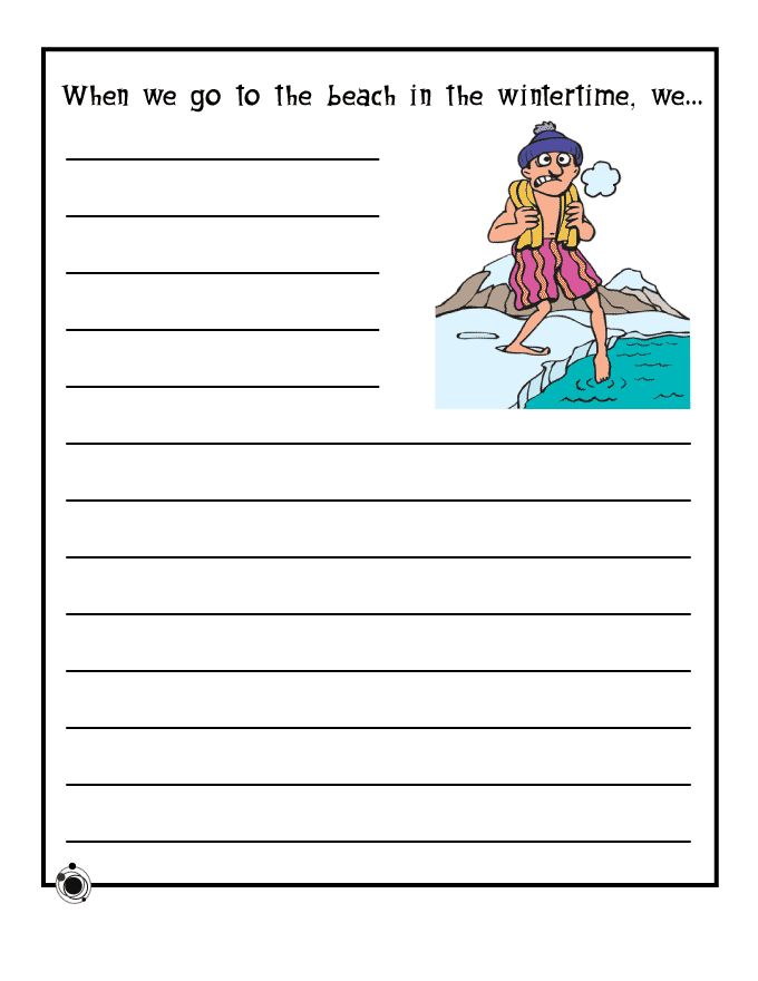 for girls 2nd Grade Writing Worksheets - Best Coloring Pages For Kids preschool