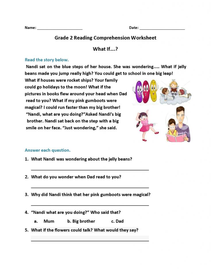 for girls 2nd Grade Reading Worksheets - Best Coloring Pages For Kids for teens