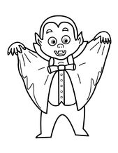 Halloween Coloring Pages for Children | Educative Printable