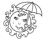 Free Printable Summer Coloring Pages for Children | Learning Printable