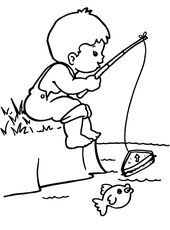 Free Kindergarten Coloring Pictures to Print | Learning Printable