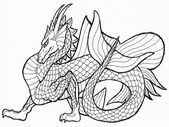 Free Dragon Coloring Pictures to Print | Learning Printable
